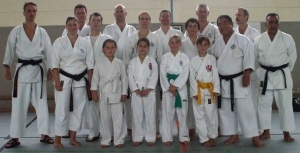 Karate: Bundeslehrgang Shito-Ryu Karate-Do in Lübeck ...